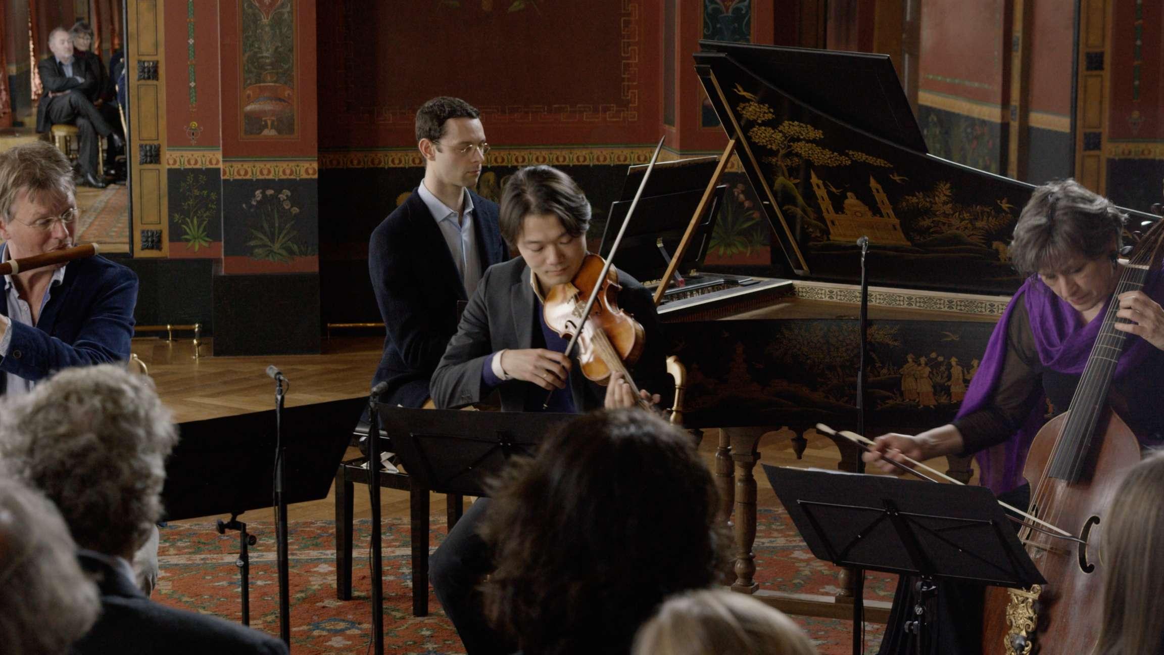 Trio sonata in G major
