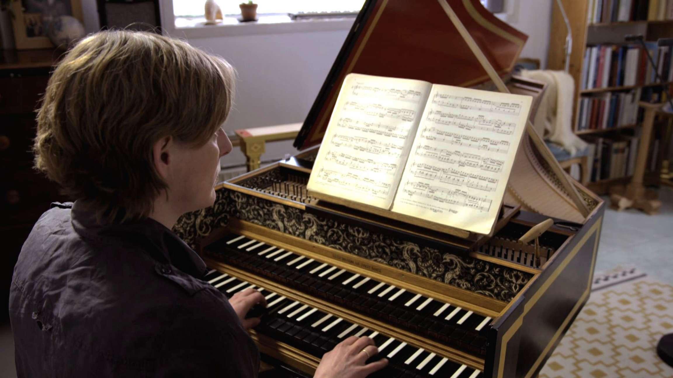 Das Wohltemperirte Clavier I nr. 6 in d klein