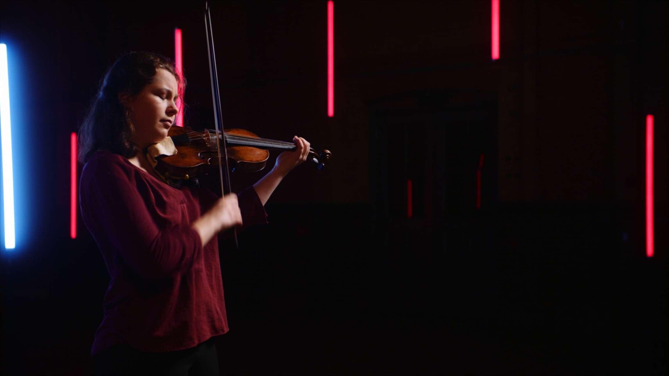 Fugue from Violin Sonata no. 1 in G minor