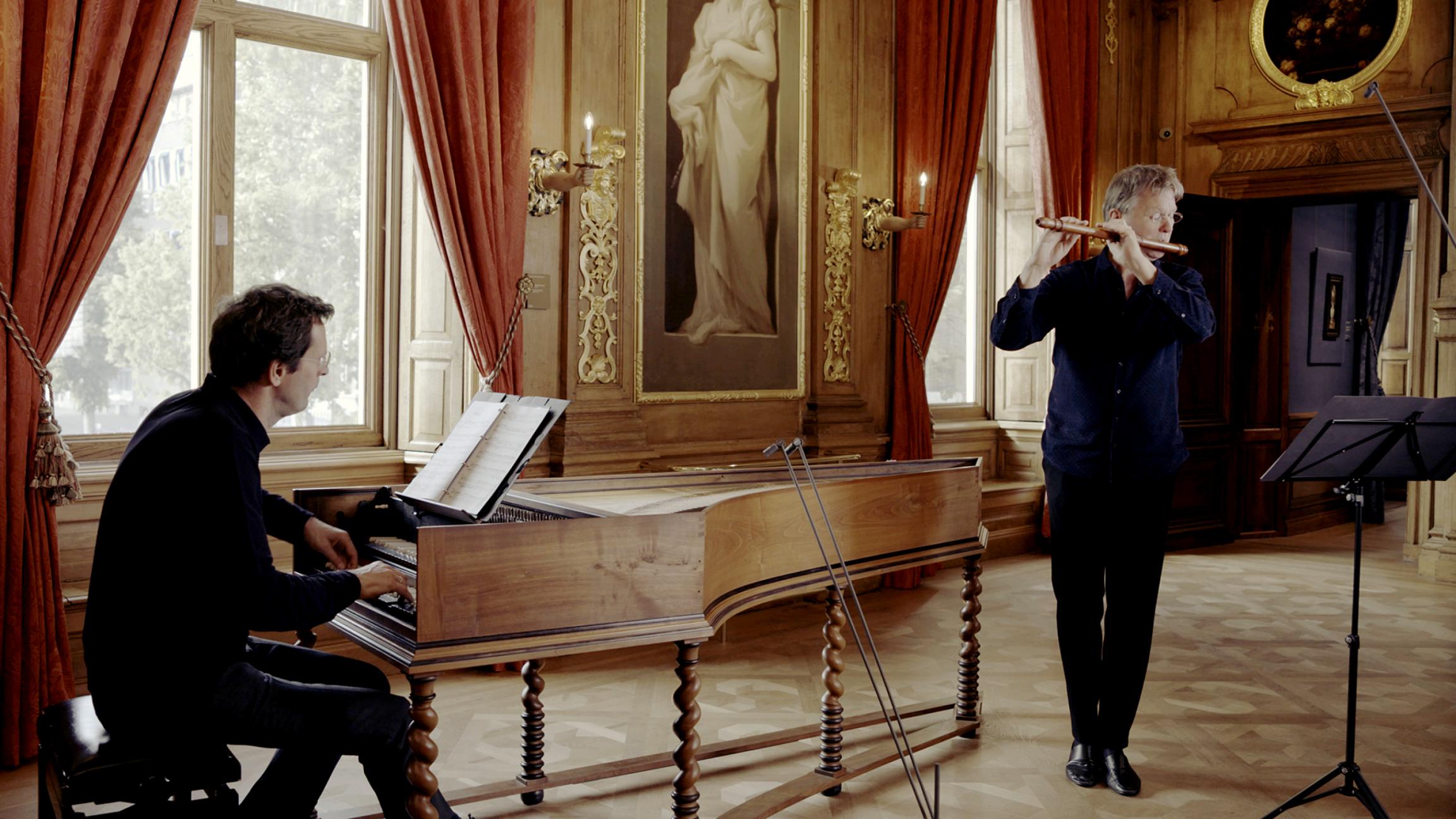 Flute Sonata in A major