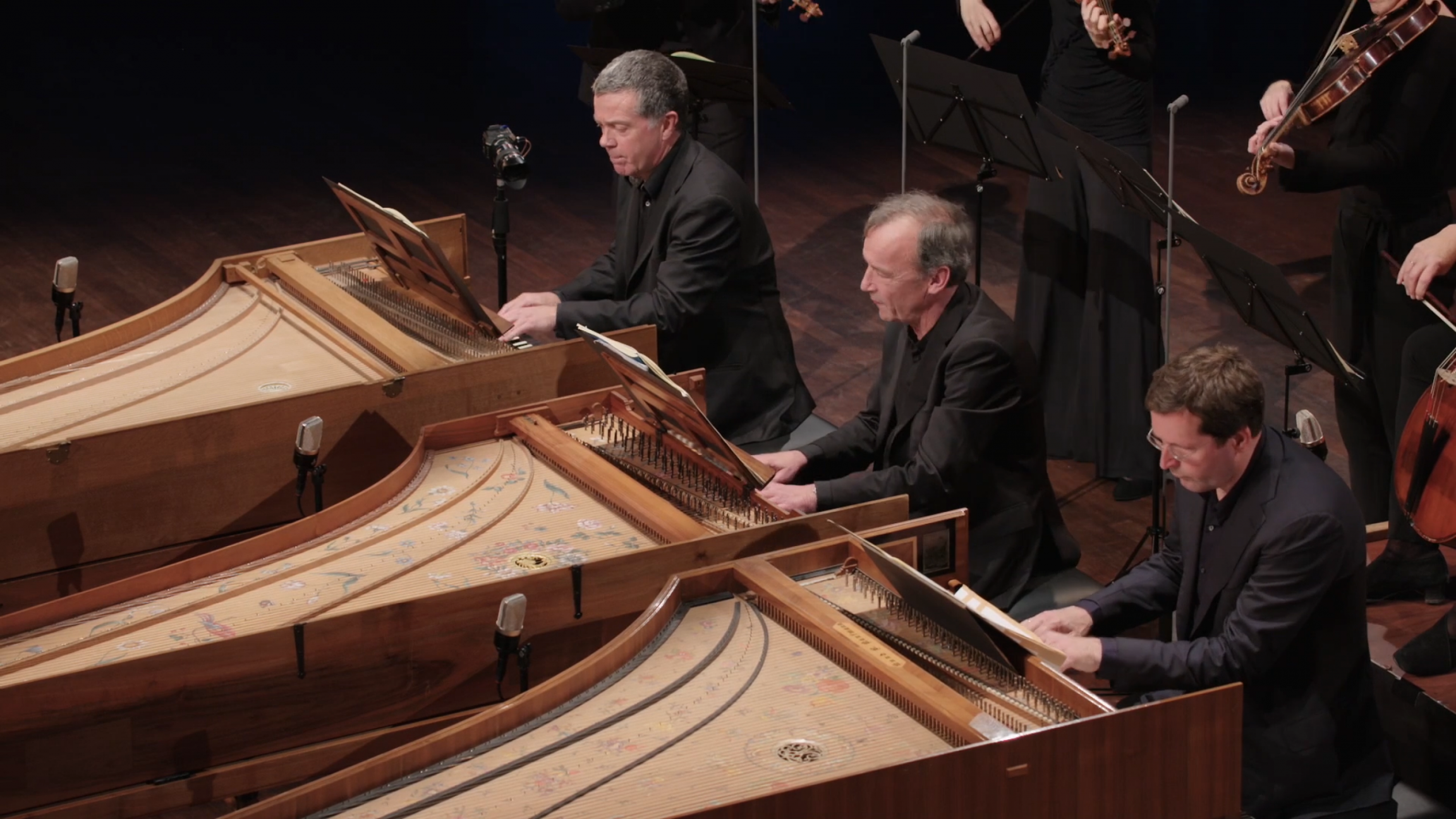 Concert voor drie klavecimbels in d klein