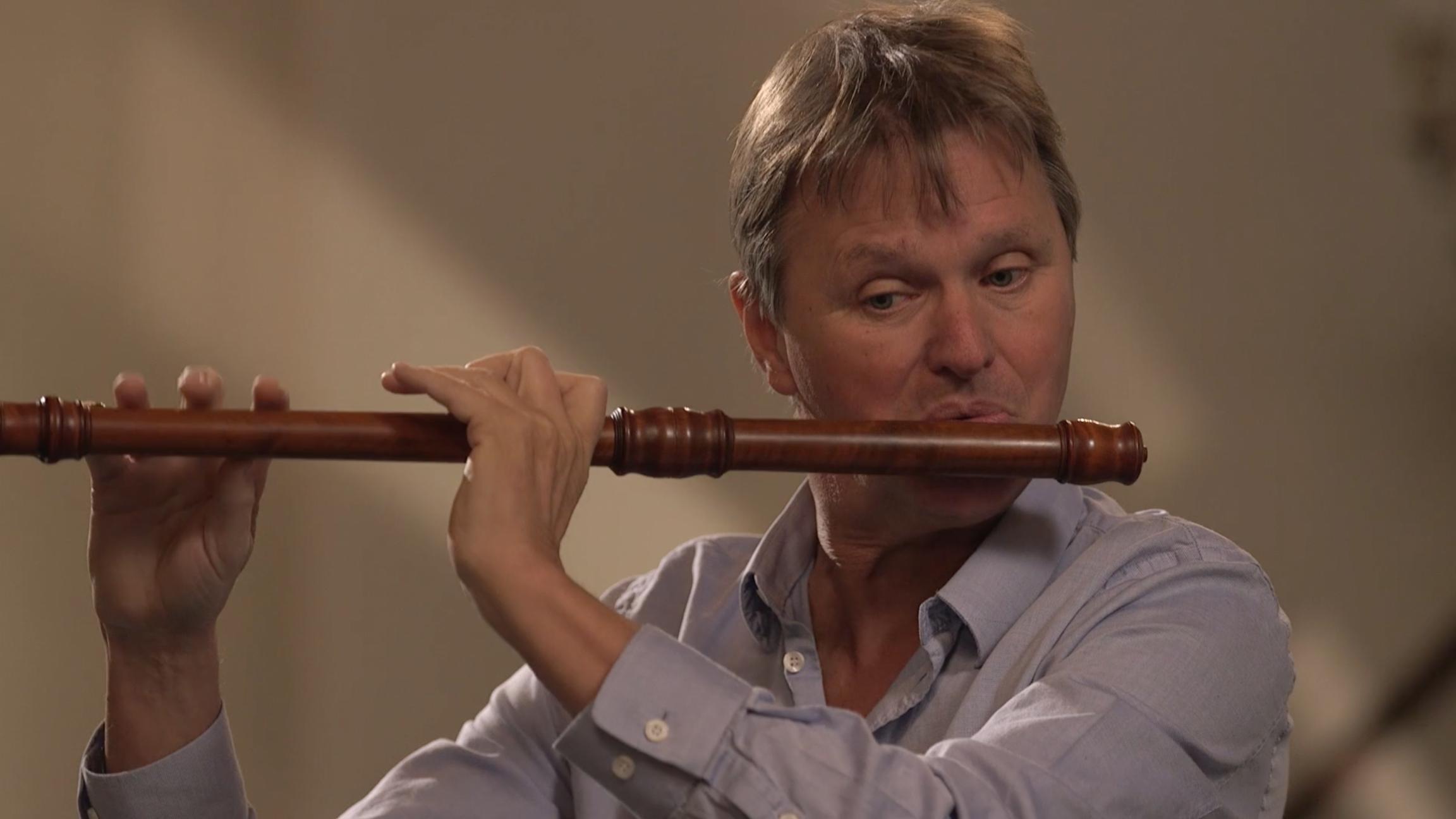 Flute Partita in A Minor
