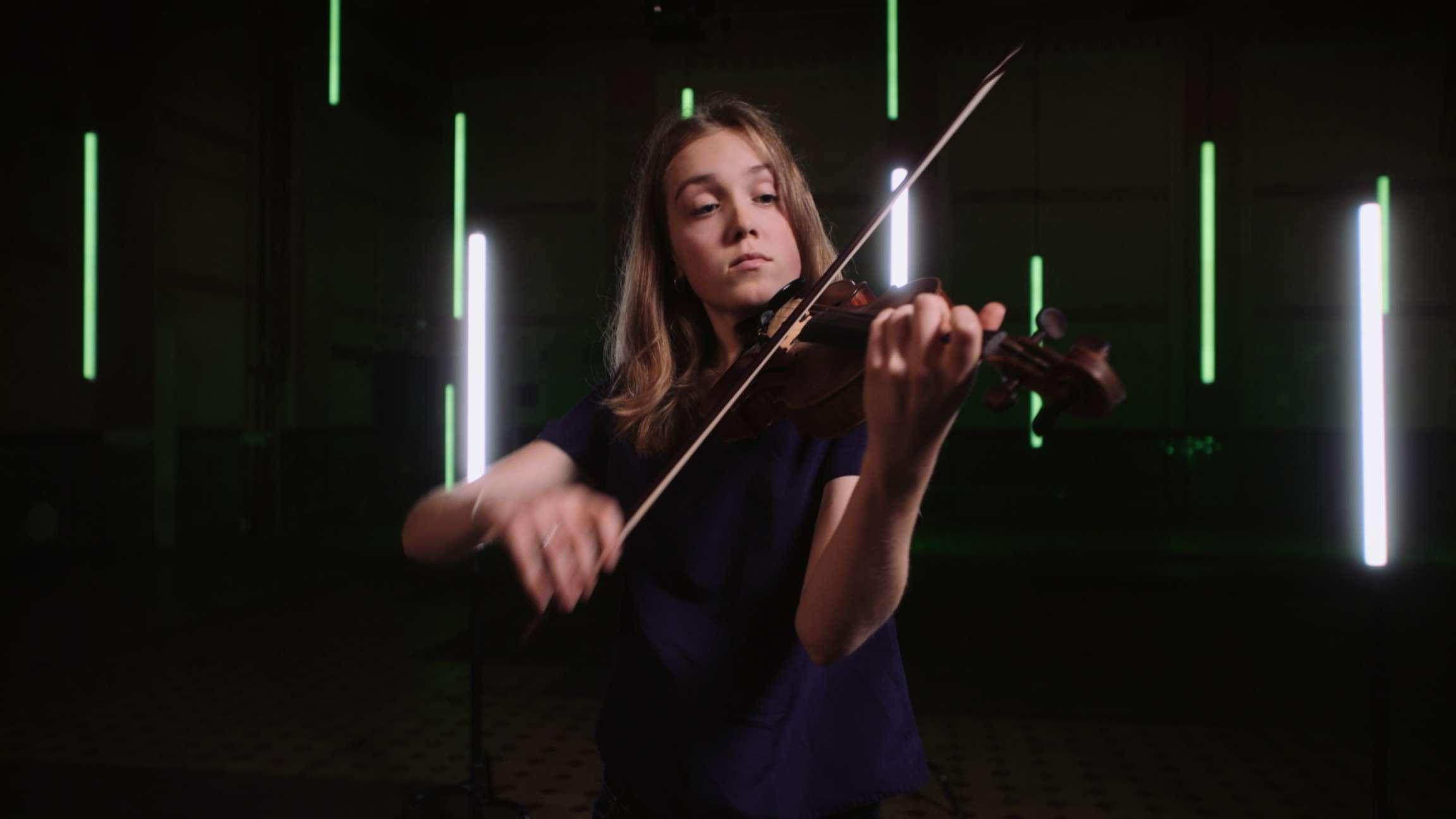 Largo from Violin sonata no. 3 in C major