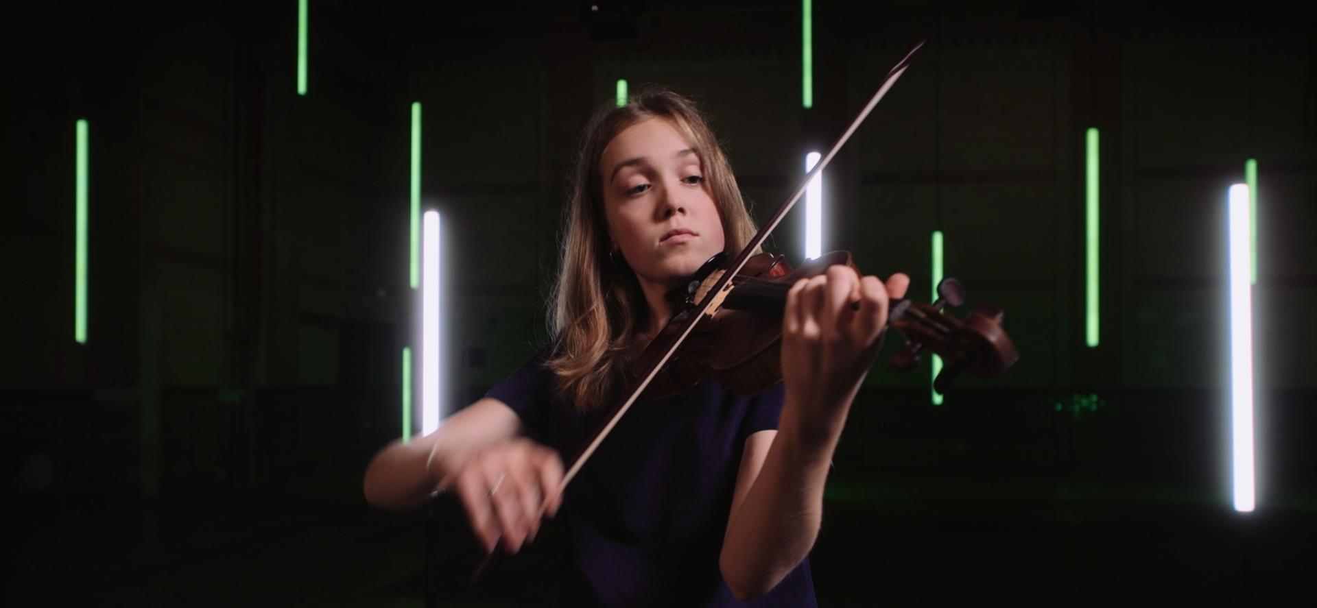 Violin partitas