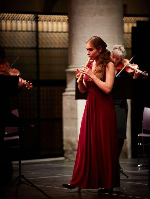 Bachvereniging x Lucie Horsch