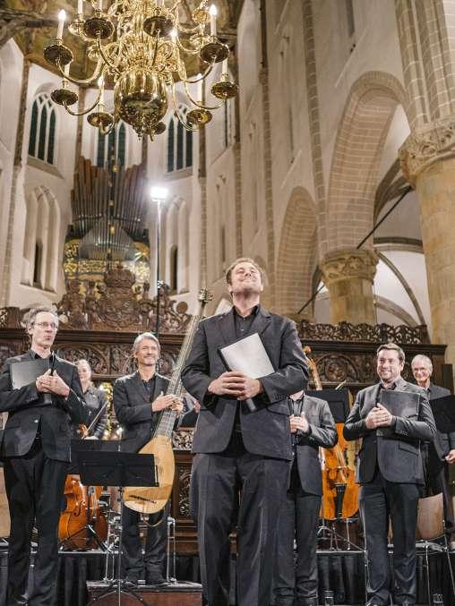 Telemann, Rosenmüller & Bach