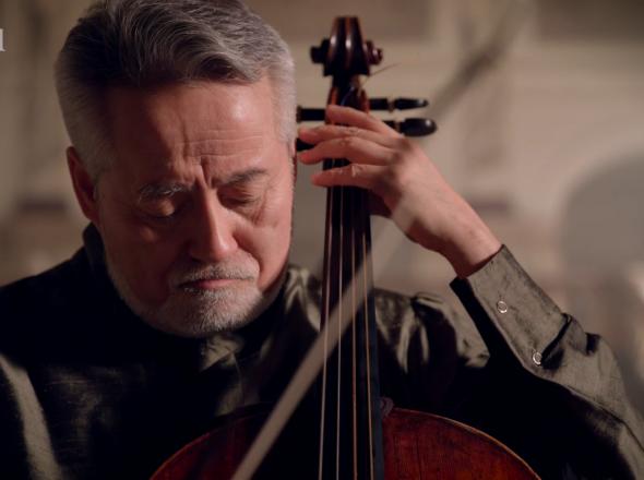 Cellosuite nr. 5 in c klein