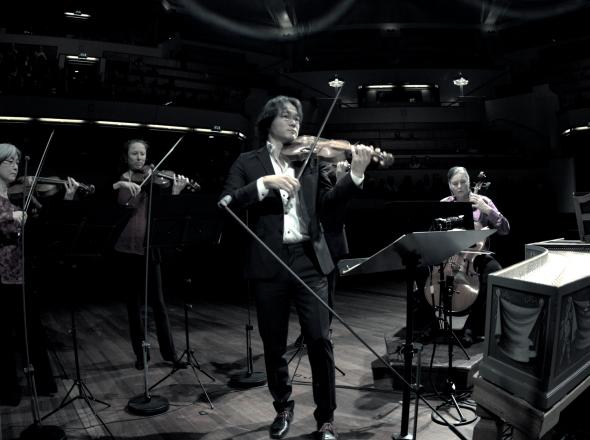 'Brandenburg' Concerto No. 2 in F major