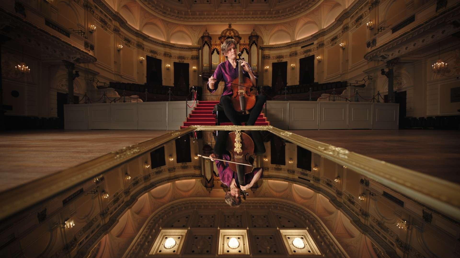 Canon a 2 Quarendo invenietis from Musikalisches Opfer